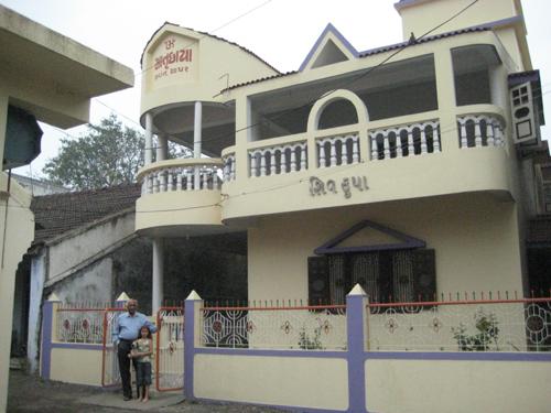 Dada's palace!